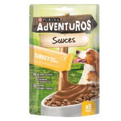 Nước sốt cho chó Adventuros Sauces Topper Turkey