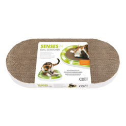 Bàn cào móng cho mèo Catit Senses Oval Cat Scratching Board