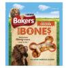 Bánh thưởng cho chó Bakers Mini Bones Chicken