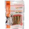 Bánh thưởng cho chó Boxby Chicken and Spinach Sticks