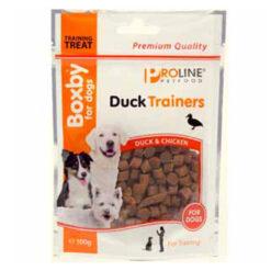 Bánh thưởng cho chó Boxby Duck Trainers 100% Natural