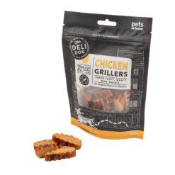 Bánh thưởng cho chó Deli Chicken Griller
