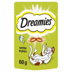 Bánh thưởng cho mèo Dreamies Cat Treats with Tuna