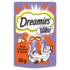 Bánh thưởng cho mèo Dreamies Mix Cat Treats with Chicken and Duck