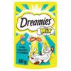 Bánh thưởng cho mèo Dreamies Mix Cat Treats with Salmon and Cheese