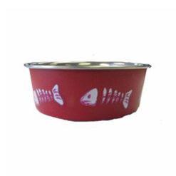 Bát ăn cho chó mèo Bella Bowls Fish Design
