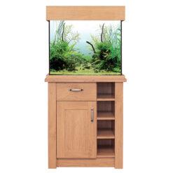 Bể cá cảnh kèm tủ Aqua One Oakstyle Aquarium and Cabinet 110 Litre