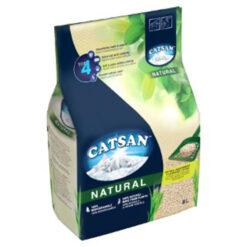 Cát vệ sinh cho mèo Catsan Natural Biodegradable Clumping Cat Litter