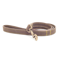 Dây dắt chó Ancol Timberwolf Leather Dog Lead