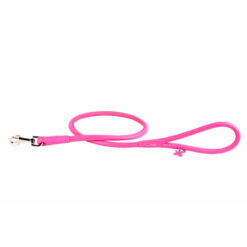 Dây dắt chó Collar Rolled Leather Toy Dog Lead