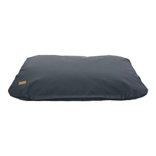 Đệm cho chó Earthbound Flat Waterproof Dog Cushion Grey