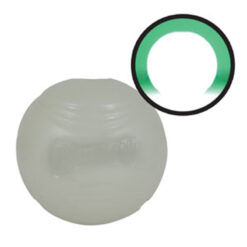 Đồ chơi cho chó Chuckit Max Glow Ball Glow in the Dark Dog Toy Small