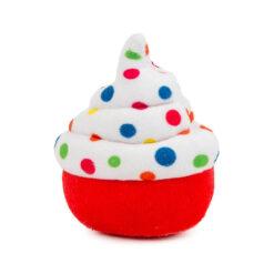 Đồ chơi cho chó Cool Club Rainbow Cupcake Plush