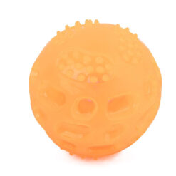 Đồ chơi cho chó Dog Walk Orange Glow Ball Dog Toy
