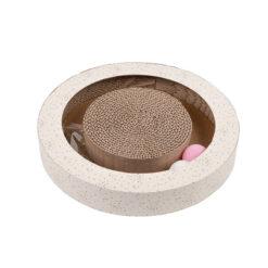 Đồ chơi cho mèo Baby Bea Cardboard Play and Scratch Kitten Toy
