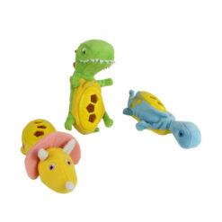 Đồ chơi cho mèo Be One Breed Dino Club Cat Treat Dispenser Toy