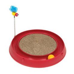 Đồ chơi cho mèo Catit Play Circuit Ball with Scratcher