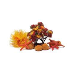 Đồ trang trí bể cá BiOrb Autumn Aquarium Ornament Decor Set