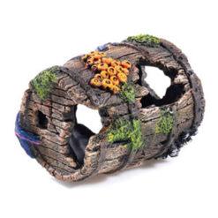 Đồ trang trí bể cá Classic Coral Barrel Ornament