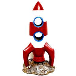 Đồ trang trí bể cá Classic Rocket Aquarium Ornament