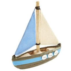 Đồ trang trí bể cá Classic Sail Boat Aquarium Ornament