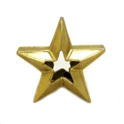 Đồ trang trí bể cá Classic Star Swimthru Aquarium Ornament Yellow