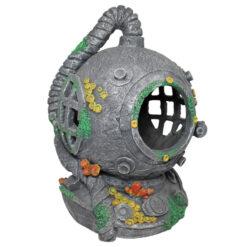 Đồ trang trí cho bể cá Aqua One Diver Helmet Large Aquarium Ornament