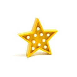 Đồ trang trí cho bể cá Aqua Town Lightbulb Star Aquarium Ornament