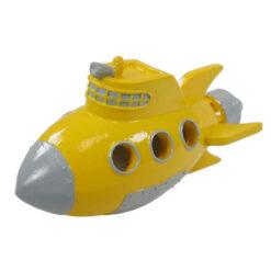 Đồ trang trí cho bể cá Aqua Town Yellow Submarine Aquarium Ornament