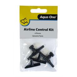 Dụng cụ lọc khí bể cá Aqua One Airline Control Kit
