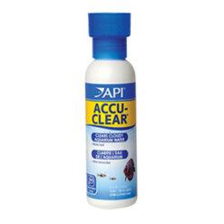 Dung dịch làm trong nước hồ cá API AccuClear Freshwater Aquarium Water Clarifier