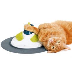 Máy mát xa cho mèo Catit Senses Cat Massage Centre