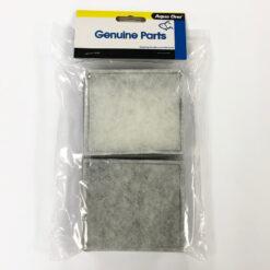 Miếng lọc bể cá Aqua One Aqua Vue 480/580 158c Carbon and Ceramic Cartridges