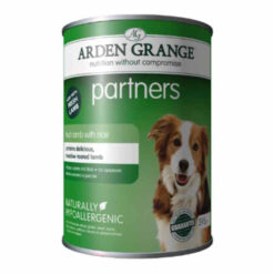 Pate cho chó Arden Grange Partners Wet Adult Dog Food Fresh Lamb with Rice