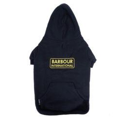Quần áo cho chó Barbour International Dog Hoodie