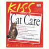 Sách dạy cách chăm mèo DK Kiss Cat Care Book