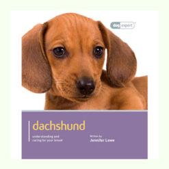 Sách dạy nuôi chó Dog Expert Dachshund Book