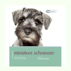 Sách dạy nuôi chó Dog Expert Miniature Schnauzer Book