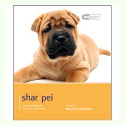 Sách dạy nuôi chó Dog Expert Shar Pei Book