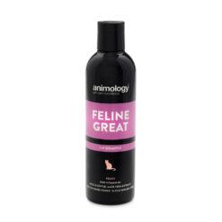 Sữa tắm cho mèo Animology Feline Great Shampoo Peach Fragrance