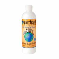 Sữa tắm thú cưng Earthbath Oatmeal and Aloe Shampoo
