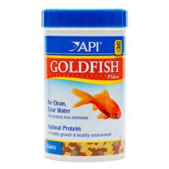 Thức ăn cho cá API Goldfish Flake