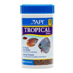 Thức ăn cho cá API Tropical Sinking Pellet