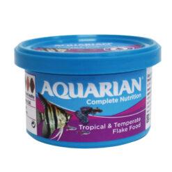 Thức ăn cho cá Aquarian Tropical Fish Flake Food