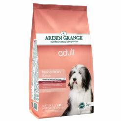 Thức ăn cho chó Arden Grange Dry Adult Fresh Salmon and Rice