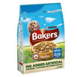 Thức ăn cho chó Bakers Adult Chicken and Veg