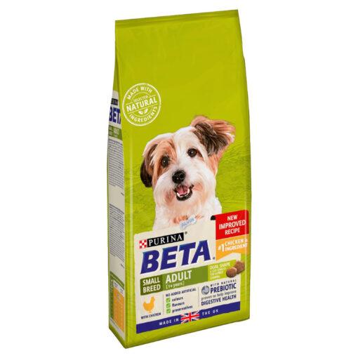 Thức ăn cho chó BETA Adult Small Breed Dry Chicken