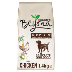 Thức ăn cho chó Beyond Simply 9 Dry Dog Food Rich in Chicken