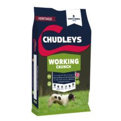 Thức ăn cho chó Chudleys Working Crunch Adult Dog Food