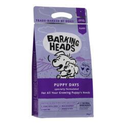 Thức ăn cho chó con Barking Heads Puppy Days